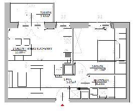 Rzut mieszkania: 4.B.63
